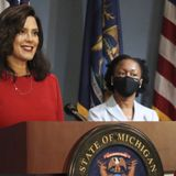 Whitmer OKs theaters, bigger crowds; requires masks in K-5