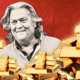 Steve Bannon's Dodgy Nonprofit Teamed Up With Company Linked to Accused Gold Scammers