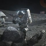 We Finally Know How Much Radiation There Is on The Moon, And It's Not Great News