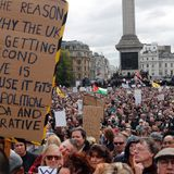 Thousands Protest Renewed COVID-19 Restrictions in London