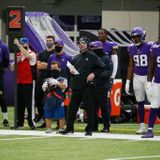 Mike Zimmer says final drive was 'a complete disaster' for Vikings