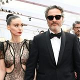 Joaquin Phoenix and Rooney Mara have baby son and name him after his brother