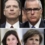 """Remember the Strzok-Page """"Insurance Policy"""" Exchange - FBI Special Agent Barnett Exposes the Hole Card"""