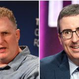 Michael Rapaport Tells HBO Host John Oliver to 'Shut the F**k Up' About U.S. Politics