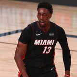 Bam Adebayo ignites Heat's crucial fourth-quarter flamethrowing | NBA.com