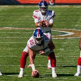 """Giants offensive linemen """"pissed off"""" about how they've played - ProFootballTalk"""