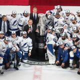 Lightning's bubble win will go down as one of great Stanley Cup feats - TSN.ca