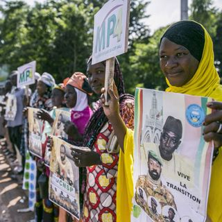 The Latest: Mali notable in its absence from UN meeting