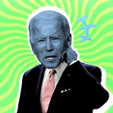 The Trump camp claims Biden is senile 007