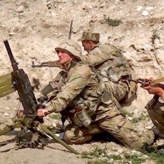 Armenian-Azeri fighting escalates as war danger surges across Middle East
