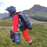 Jet suit paramedic takes Lake District test flight