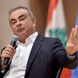 Carlos Ghosn launches executive training program in Lebanon while in hiding
