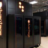 D-Wave's 5,000-qubit quantum computing platform handles 1 million variables