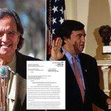 Former NM Gov Richards allegedly took bribes to fund 'sexual services'