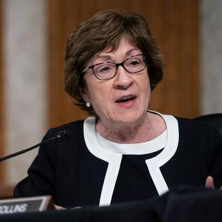 Susan Collins' Supreme Court Promise Isn't Winning Maine Voters Back