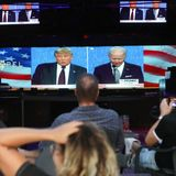 Betting markets see Biden win as more likely after chaotic debate