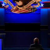 Trump uses debate to incite fascist violence