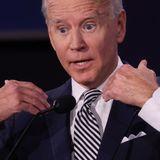 Who won last night's presidential debate? Biden in a landslide, odds-makers say