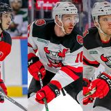 BLOG: Devils Re-Sign Three Players