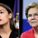 Alexandria Ocasio-Cortez and Elizabeth Warren drop out of The New Yorker Festival in solidarity with magazine's union