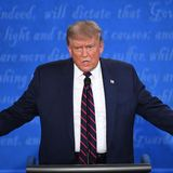 Fact check: Almost every single one of Trump's debate claims about mail-in voting was wrong