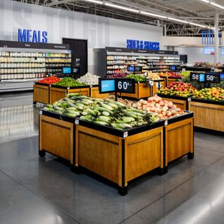 Walmart's new store design proves browsing is dead