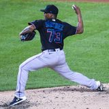 Sixto Sanchez leads the Marlins to the NLDS - Prospects Worldwide