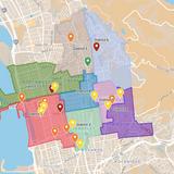The 2020 Berkeley gunfire map