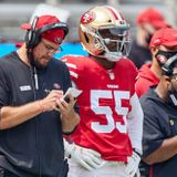 """Kyle Shanahan: Potential Dee Ford retirement is """"not being discussed"""" - ProFootballTalk"""