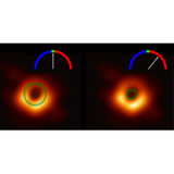 Gravitational Test beyond the First Post-Newtonian Order with the Shadow of the M87 Black Hole