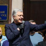 Former Ukrainian President Poroshenko Hospitalized With COVID-19-Related Pneumonia