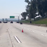 Pursuit from Santa Ana to San Diego County ends with officers fatally shooting man