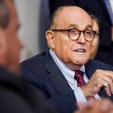 Giuliani: 'No reason to delay' second Trump-Biden debate