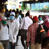 WHO: 10% of world's people may have been infected with virus - Times of India