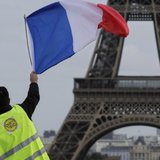 Yellow Vests struggle to define their movement as protest turnout falls