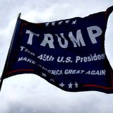 High Schooler Claims She Was Removed from Zoom Class over Trump Flag