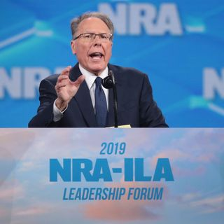 The National Rifle Association is laying off staff, cutting salaries and reducing hours amid COVID-19 outbreak