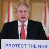 U.K. Prime Minister Boris Johnson orders nationwide lockdown
