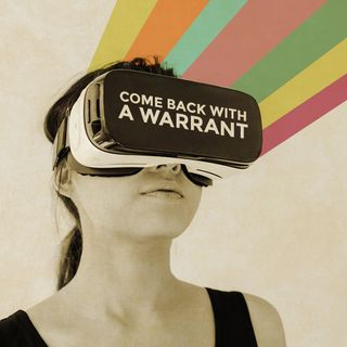 Come Back with a Warrant for my Virtual House