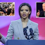 Candace Owens rips Biden for ripping Trump when 'riots are by Antifa and BLM'