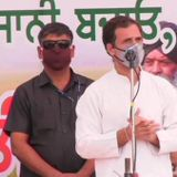 Give me free press, other institutions and this govt won't last long: Rahul Gandhi