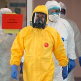 Putin dons Hazmat suit as Russia comes clean about real coronavirus numbers
