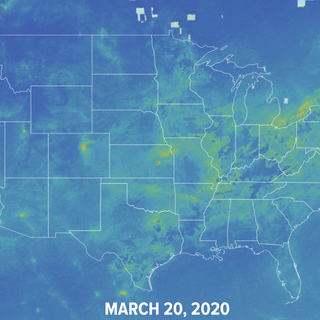 Coronavirus Slashed Global Air Pollution. This Interactive Map Shows How