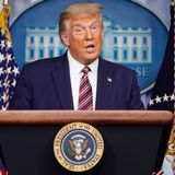 Trump says he's calling off stimulus negotiations with Democrats 'until after the election'