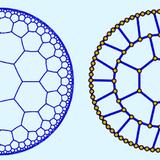 Quantum Simulations of Curved Space