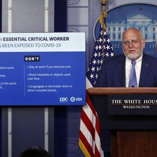 Feds loosen virus rules to let essential workers return