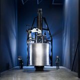 Inside Relativity Space's 3D-printing rocket 'factory of the future'