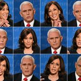 57.9 million people watched the vice presidential debate on television