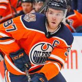 Connor McDavid thinks the NHL should complete the regular season if play resumes