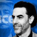 Sacha Baron Cohen calls Facebook Trump's 'willing accomplice' in spreading conspiracy theories